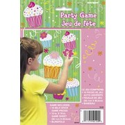 Cupcake Party Party Game For 16 Players Pk 1
