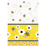 Busy Bees Tablecover (137x213cm) Pk 1