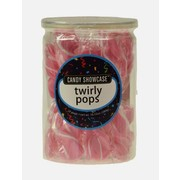 Pink Twirl Pop Lollipops (288gm) Pk 24