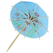 Cocktail Parasols Pk100 (Assorted Designs)