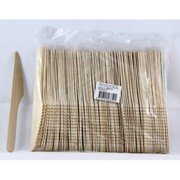 Wooden Knives (155mm) Pk 100