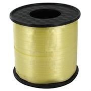 Ribbon Curling 500Yds 5mm Yellow Pk1