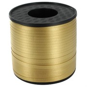 Ribbon Curling 500Yds 5mm Gold Pk1