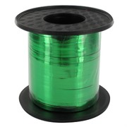 Ribbon Curling 250Yds 5mm Metallic Green Pk1