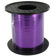 Ribbon Curling 250Yds 5mm Metallic Purple Pk1
