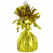 Gold Balloon Weight - Pudding Pk 1