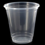 Clear Plastic Cups - 225ml Pk 50