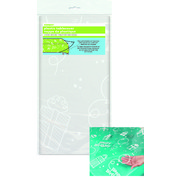 Birthday Presents Clear Tablecover (1.37m x 2.74m) Pk 1 (Plain Colour Tablecover Not Included)