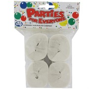 Streamers White Pk4