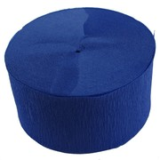 Streamers Jumbo 50m French Royal Blue Pk1