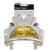 New Year Tiara with Diamantes Pk 1
