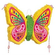 Butterfly Pop-Out Pinata Pk 1