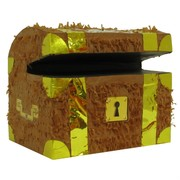 Pirate Treasure Chest Pinata Pk 1