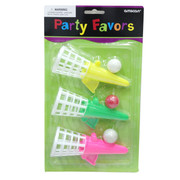 Catch Ball Party Favours  Pk 3