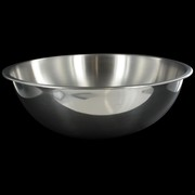 Stainless Steel Heavy Duty Party Bowl - Mixing 6L Pk1