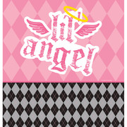 First Angel Plastic Tablecover (137x274cm) Pk 1