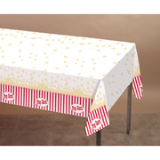 Reel Hollywood Plastic Tablecover (137x274cm) Pk 1