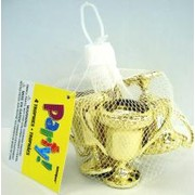 Gold Trophy Cup Party Favours Pk 4