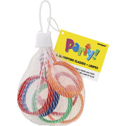 Magnifying Glasses Party Favours Pk 6