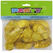 Party Favours - Gold Coins Pk 144