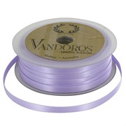 Ribbon Poly Satin 6mm x 50m Lilac Pk1