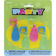 Squirt Rings Party Favours Pk 4