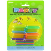 Party Favours - Mini Whirl-A-Copters Pk 4