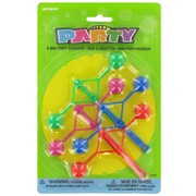 Party Favours - Mini Klackers Pk 4