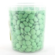 Green Chocolate Drops 750g Pk 1