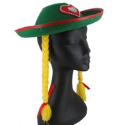 German Girl Waitress Hat Pk 1