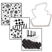 Cookie Cutter Texture Set - Whimsy Cake Pk1