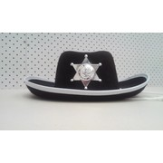 Child Sheriff Hat Pk 1