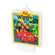 Wiggles Flat Candle Pk 1