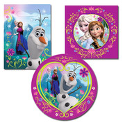 Frozen Party Pack for 8 (40 Pieces)
