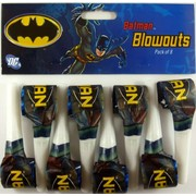 Batman Blowouts Pk 8