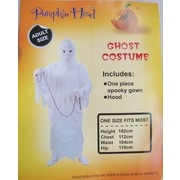 Adult Ghost Costume Pk 1