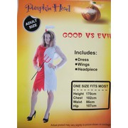 Adult Good vs Evil  Costume Pk 1