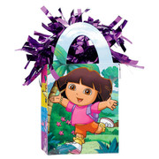 Dora The Explorer Tote Balloon Weight Pk 1
