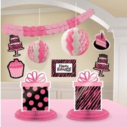 Fabulous Birthday 10 Piece Room Decorating Kit