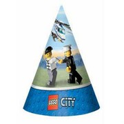 Lego Party Hats Pk 8
