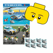 Lego Party Game For 8 Players Pk 1