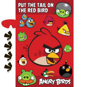 Angry Birds Party Game For 8 Players Pk 1