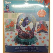Finding Dory Centrepieces & Confetti Table Decorating Kit Pk 3