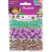 Dora The Explorer Confetti Bulk Value Pack (34g) Pk 1