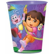 Dora the Explorer 16oz Plastic Cup Favour Pk 1