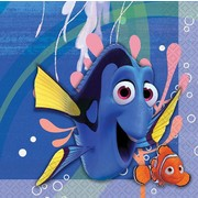 Finding Dory 2Ply Lunch Napkins Pk 16