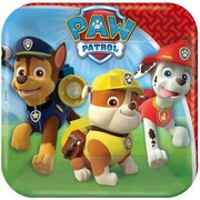 Paw Patrol 7in Paper Plates Pk 8
