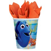 Finding Dory 9oz Paper Cups Pk 8