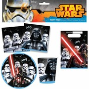 Star Wars Classic Party Pack for 8 Pk 40