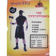 Adult Executioner Costume Pk 1